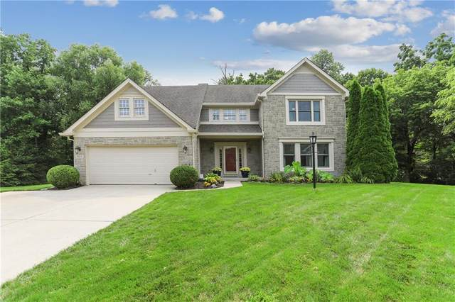 10956 Cumberland Road, Fishers, IN 46037 (MLS #21800364) :: Mike Price Realty Team - RE/MAX Centerstone