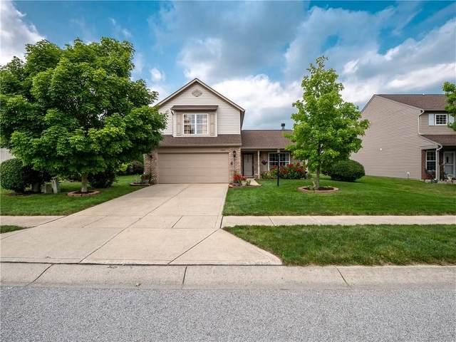 1650 Eastfork Drive, Brownsburg, IN 46112 (MLS #21800412) :: The Indy Property Source