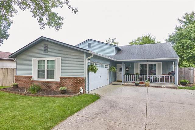 1134 Prairie Depot, Indianapolis, IN 46241 (MLS #21800430) :: Mike Price Realty Team - RE/MAX Centerstone