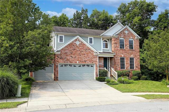 4805 N Ladywood Bluff Drive, Indianapolis, IN 46226 (MLS #21800433) :: AR/haus Group Realty