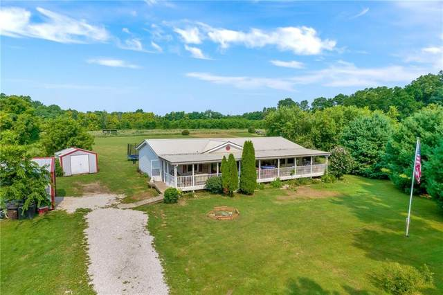 2156 N Olive Church Road, Paragon, IN 46166 (MLS #21800435) :: AR/haus Group Realty