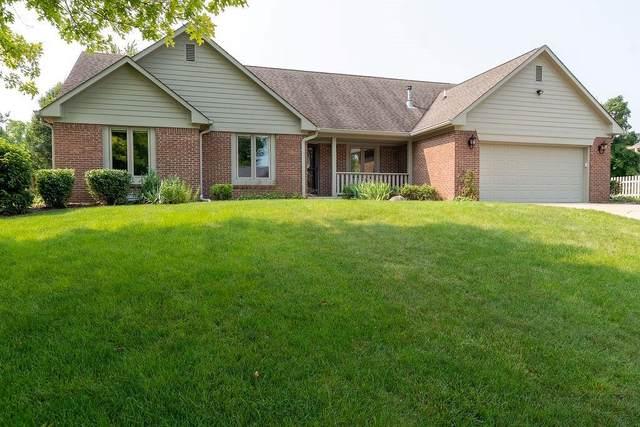 1607 Woodside, Danville, IN 46122 (MLS #21800449) :: Heard Real Estate Team | eXp Realty, LLC