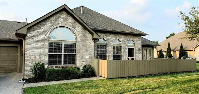 11271 Abington Place #14, Fishers, IN 46038 (MLS #21800470) :: AR/haus Group Realty