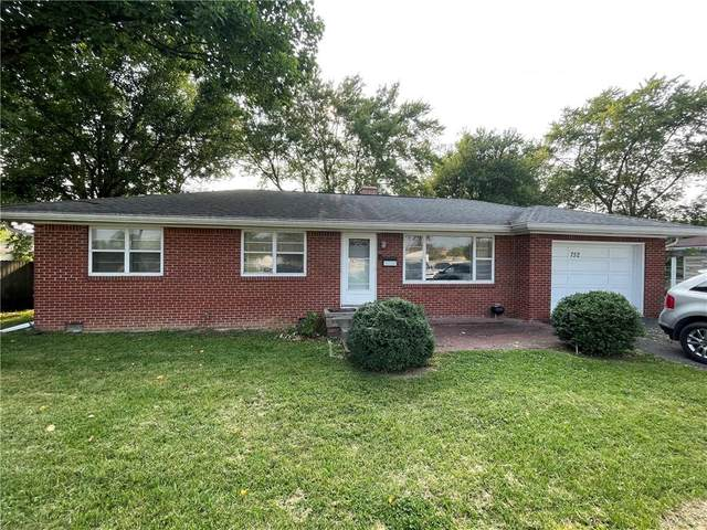 752 N Post Road, Indianapolis, IN 46219 (MLS #21800483) :: The Indy Property Source