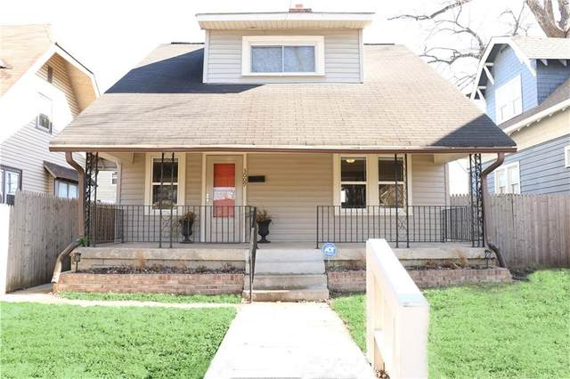 3009 N Broadway Street, Indianapolis, IN 46205 (MLS #21800514) :: The Evelo Team