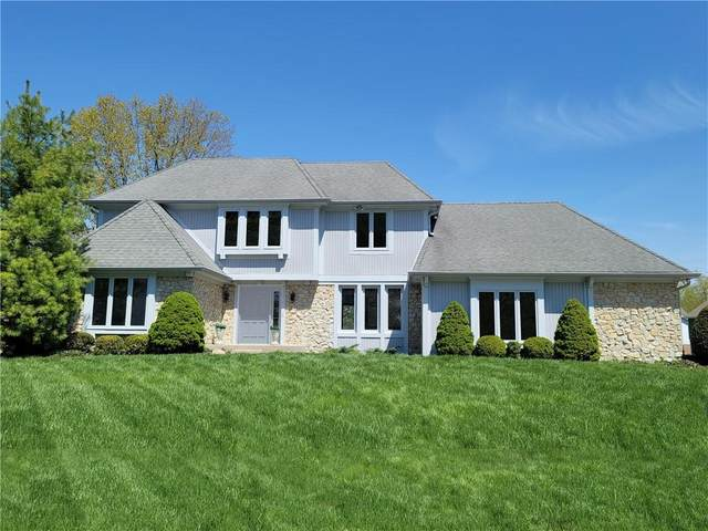 12984 Camborne Court, Carmel, IN 46033 (MLS #21800528) :: AR/haus Group Realty