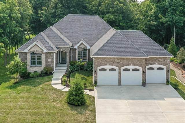 3292 Streamside Drive, Greenwood, IN 46143 (MLS #21800530) :: The Indy Property Source