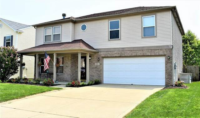 8761 Taggart Drive, Camby, IN 46113 (MLS #21800531) :: Pennington Realty Team