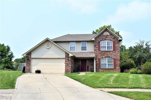828 Trail Ridge Court, Mooresville, IN 46158 (MLS #21800540) :: AR/haus Group Realty