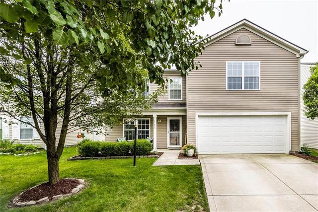 12633 Pinetop Way, Noblesville, IN 46060 (MLS #21800548) :: Mike Price Realty Team - RE/MAX Centerstone