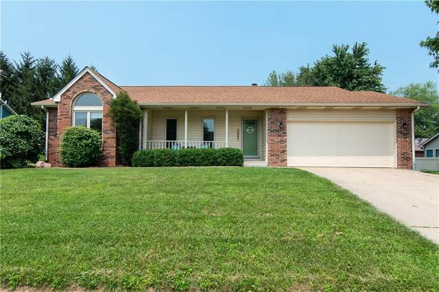 3032 Silver Fox Drive, Columbus, IN 47203 (MLS #21800550) :: AR/haus Group Realty