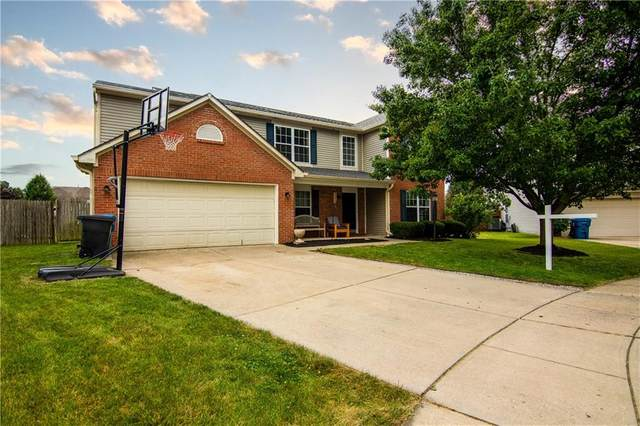 7809 Grand Gulch Drive, Indianapolis, IN 46239 (MLS #21800551) :: Pennington Realty Team