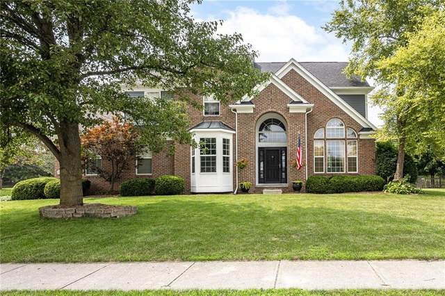 172 E Columbine Lane, Westfield, IN 46074 (MLS #21800567) :: The Indy Property Source