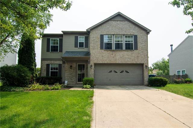 7657 Wheatgrass Lane, Noblesville, IN 46062 (MLS #21800570) :: AR/haus Group Realty