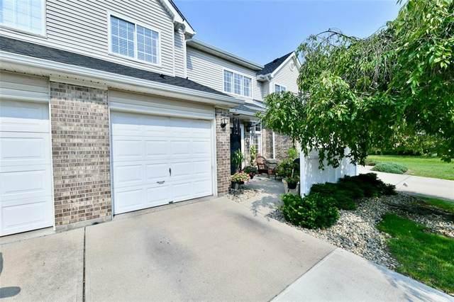 8462 Enclave Boulevard #22, Fishers, IN 46038 (MLS #21800571) :: Heard Real Estate Team | eXp Realty, LLC