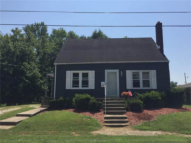 331 E Carey Street, Knightstown, IN 46148 (MLS #21800588) :: Mike Price Realty Team - RE/MAX Centerstone