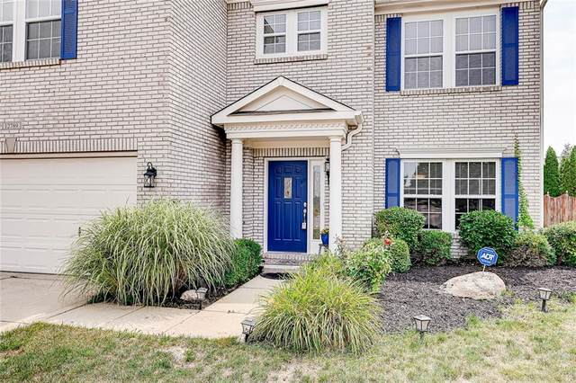 12789 E 131st Street, Fishers, IN 46037 (MLS #21800589) :: The Evelo Team
