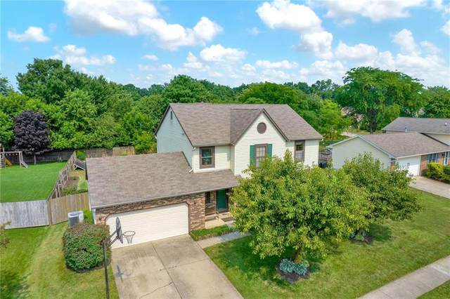 9151 Champton Drive, Indianapolis, IN 46256 (MLS #21800595) :: Ferris Property Group