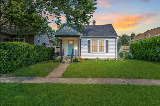 2653 Stanley Avenue, Indianapolis, IN 46203 (MLS #21800598) :: AR/haus Group Realty