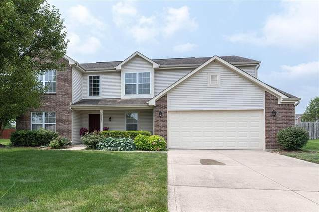12081 Cowboys Court, Fishers, IN 46037 (MLS #21800606) :: AR/haus Group Realty