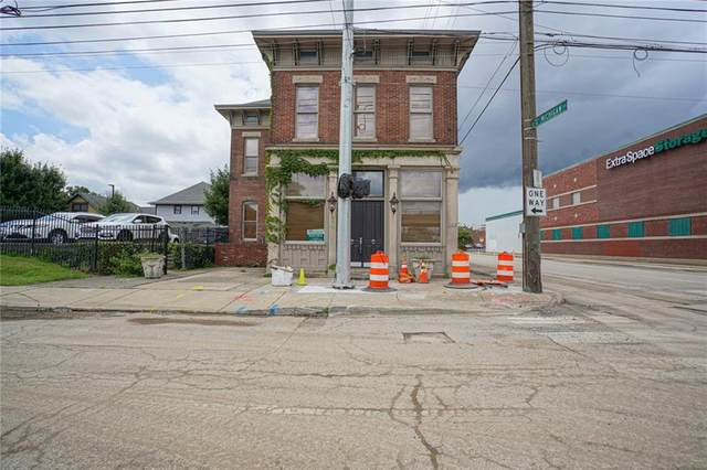 448 N Davidson Street 1 & 2, Indianapolis, IN 46202 (MLS #21800609) :: Pennington Realty Team