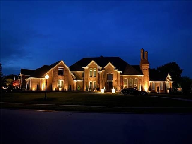 10479 Bishop Circle, Carmel, IN 46032 (MLS #21800619) :: AR/haus Group Realty