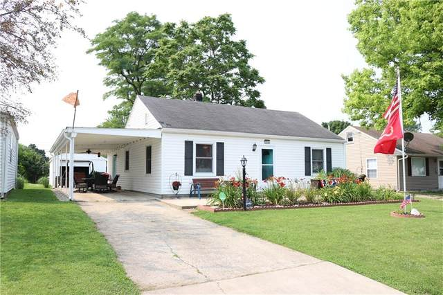 1919 E 23rd Street, Muncie, IN 47302 (MLS #21800623) :: The Indy Property Source