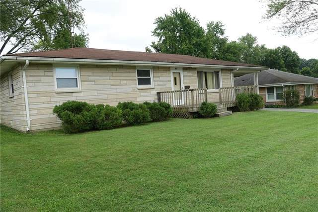 513 Ashland Street, Brownstown, IN 47220 (MLS #21800632) :: The Evelo Team