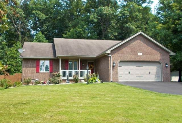120 Shakers Way, North Vernon, IN 47265 (MLS #21800642) :: Mike Price Realty Team - RE/MAX Centerstone