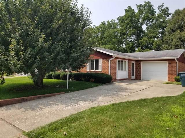 3106 E Imperial Lane, Muncie, IN 47302 (MLS #21800649) :: The Indy Property Source
