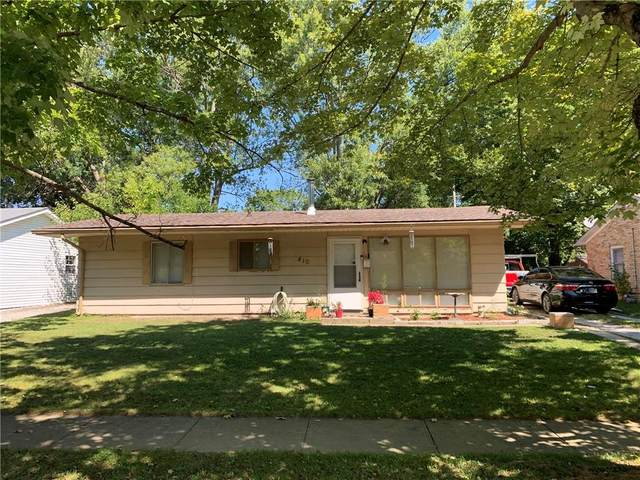 410 W Janet Drive, Brownsburg, IN 46112 (MLS #21800654) :: Mike Price Realty Team - RE/MAX Centerstone