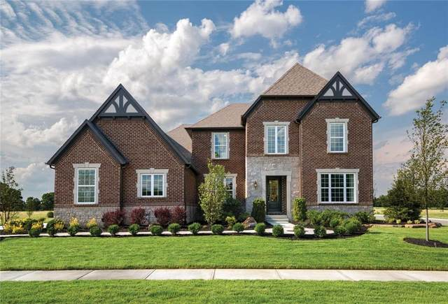 14334 Hearthwood Drive, Fishers, IN 46040 (MLS #21800662) :: Heard Real Estate Team | eXp Realty, LLC