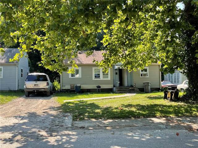 3716 N Rural Street, Indianapolis, IN 46218 (MLS #21800663) :: The ORR Home Selling Team