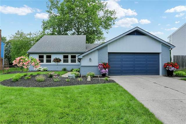 11459 Timberlake Lane, Fishers, IN 46038 (MLS #21800675) :: Heard Real Estate Team | eXp Realty, LLC