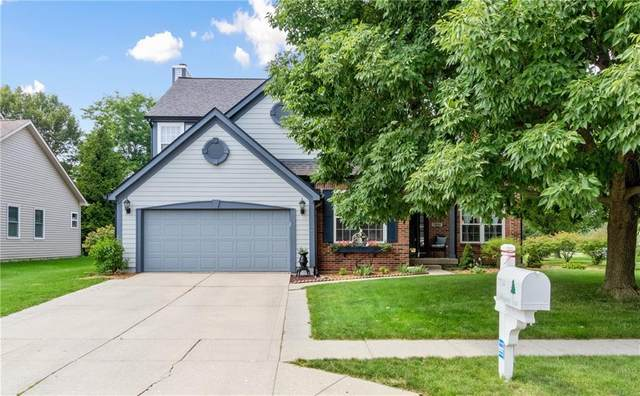 7834 Cobblesprings Drive, Avon, IN 46123 (MLS #21800691) :: Heard Real Estate Team | eXp Realty, LLC