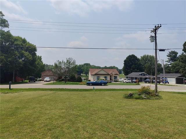 1495 NE Santee Drive, Greensburg, IN 47240 (MLS #21800695) :: The Indy Property Source