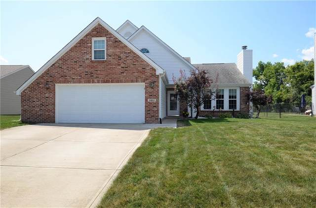 9951 Hard Key Circle, Indianapolis, IN 46236 (MLS #21800702) :: The Evelo Team
