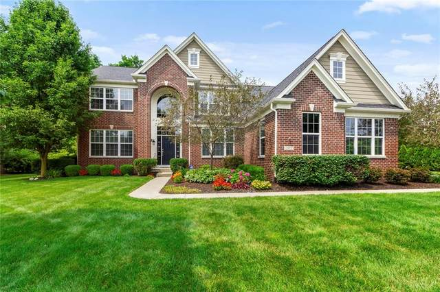 2972 Stone Creek Drive, Zionsville, IN 46077 (MLS #21800718) :: Mike Price Realty Team - RE/MAX Centerstone