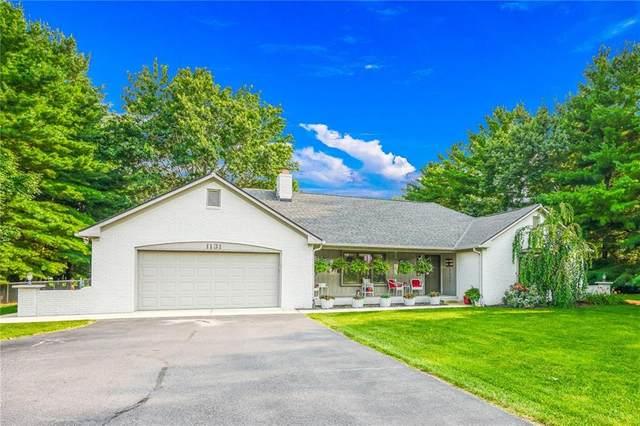 1131 E Hadley Road, Plainfield, IN 46168 (MLS #21800730) :: Heard Real Estate Team   eXp Realty, LLC