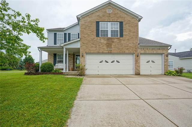 1390 Jasmine Drive, Greenfield, IN 46140 (MLS #21800738) :: Mike Price Realty Team - RE/MAX Centerstone