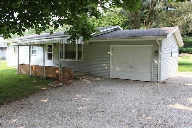 5943 N Laurel Drive, Thorntown, IN 46071 (MLS #21800769) :: AR/haus Group Realty