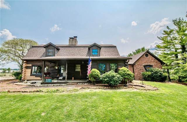 7177 W 350 N, Greenfield, IN 46140 (MLS #21800797) :: Mike Price Realty Team - RE/MAX Centerstone
