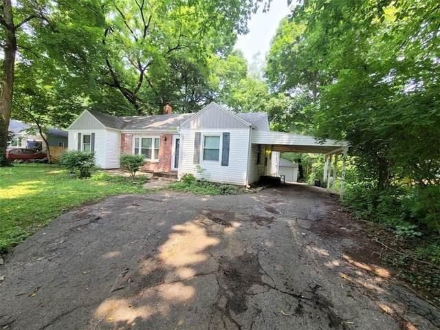 2206 Durham Drive, Indianapolis, IN 46220 (MLS #21800800) :: Heard Real Estate Team | eXp Realty, LLC