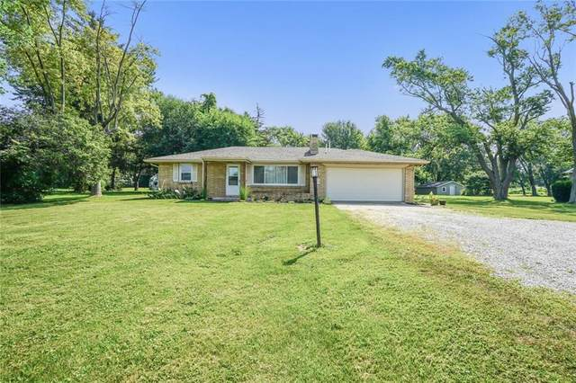 6194 S State Road 67, Pendleton, IN 46064 (MLS #21800846) :: RE/MAX Legacy