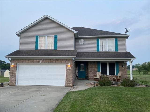 849 Centennial Road, Martinsville, IN 46151 (MLS #21800847) :: Mike Price Realty Team - RE/MAX Centerstone