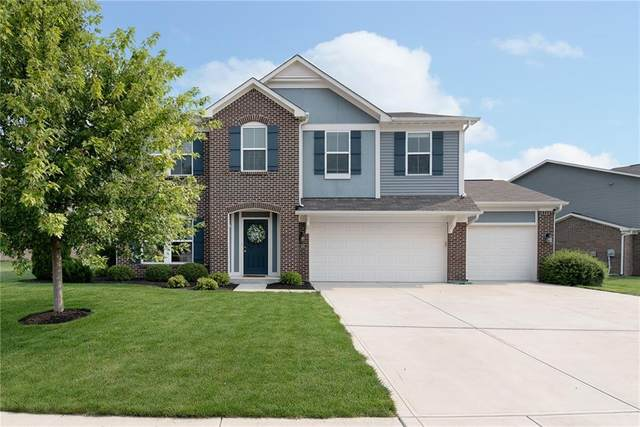 6160 W Jamison Drive, Mccordsville, IN 46055 (MLS #21800854) :: Mike Price Realty Team - RE/MAX Centerstone