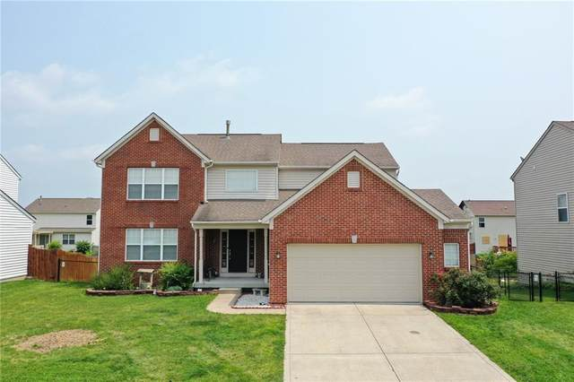1245 Starcross Drive, Indianapolis, IN 46239 (MLS #21800855) :: Mike Price Realty Team - RE/MAX Centerstone