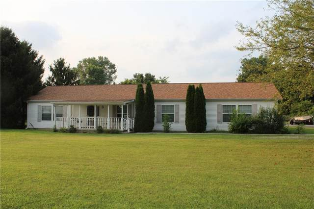 2510 W 250 N, Anderson, IN 46011 (MLS #21800864) :: Mike Price Realty Team - RE/MAX Centerstone