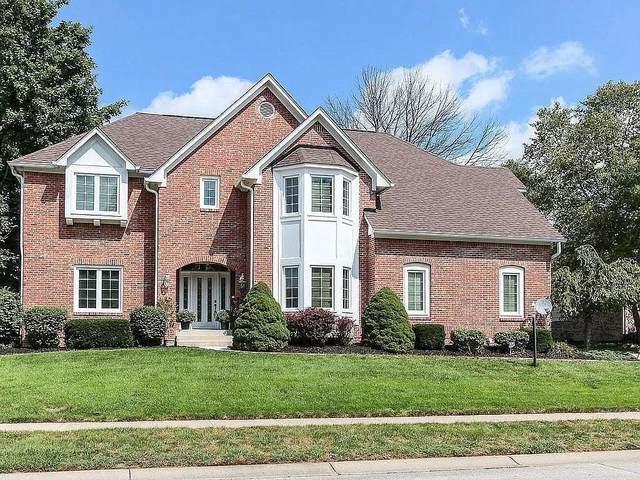 6316 Harmonridge Court, Indianapolis, IN 46278 (MLS #21800874) :: Ferris Property Group