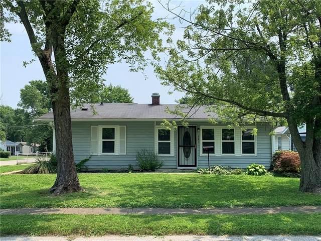 581 Morningstar Drive, Mooresville, IN 46158 (MLS #21800875) :: AR/haus Group Realty